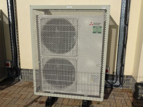 Air Conditioning Condensing Unit Large Protective Cage CG2-L01 Protective Guard